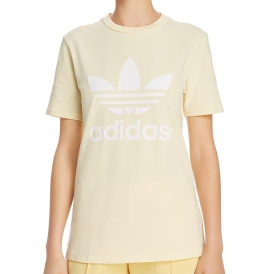 Adidas Yellow Tee 2