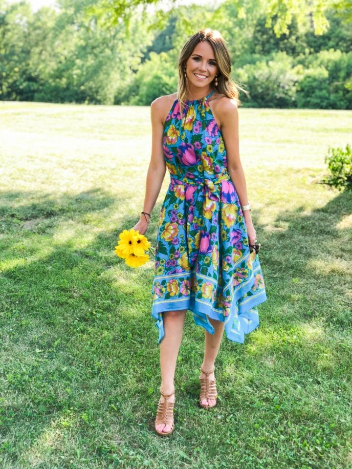 Floral Birthday Dress-8